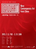 @What: 신중국미술 @What: 中国艺术新一代 @What: New Contemporary Art from China